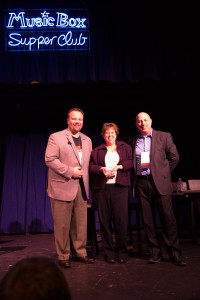 Volunteer of the Year, COSE Annual Meeting 2015